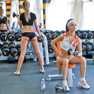 Фитнес-клубы Кири