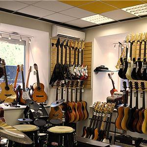 Музыкальные магазины Кири