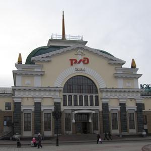 Железнодорожные вокзалы Кири